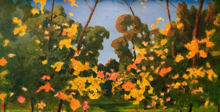 А.Куинджи Осень. 1876-1890 гг.