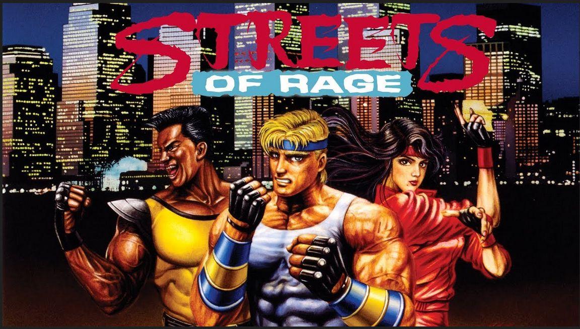 Перевод История Streets of Rage