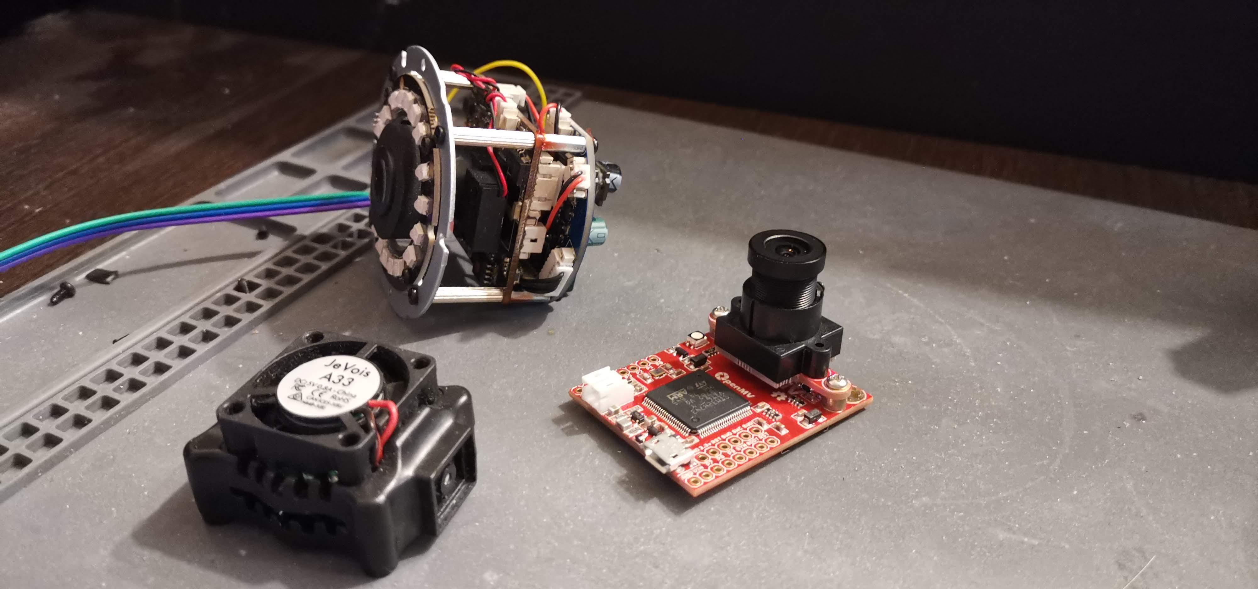 Камеры машинного зрения для энтузиастов. Как использовать камеру для автономной навигации?