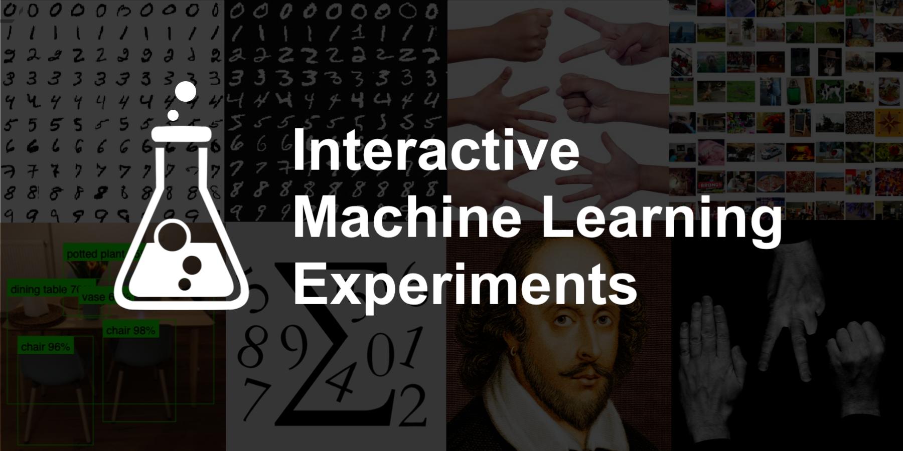 [Перевод] Интерактивные эксперименты с машинным обучением (на TensorFlow)