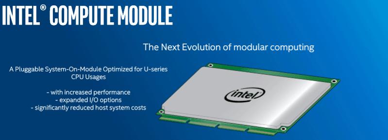 Compute Module, модели 2019 года