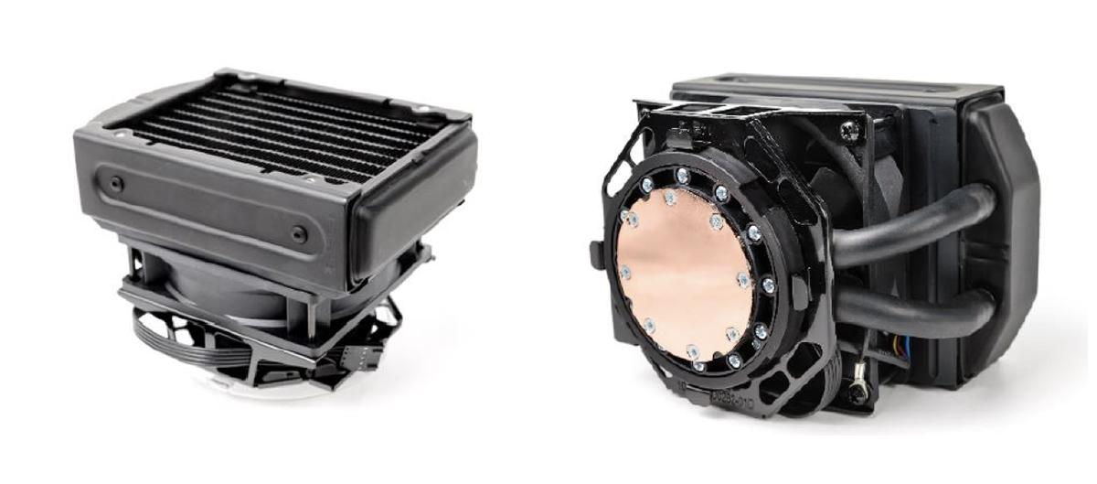 Heatsink CPU wo//Fan Replacement ACS COMPATIBLE with ACER HEATSINK