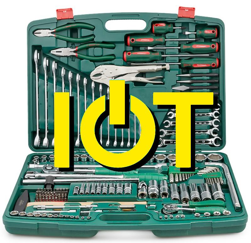 Перевод Топ-10 инструментов IoT-разработки в 2020