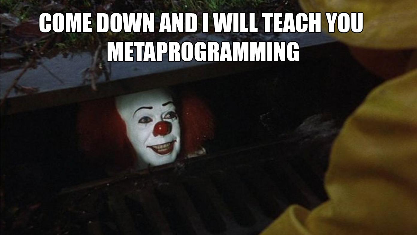 Python: метапрограммирование в продакшене. Часть первая