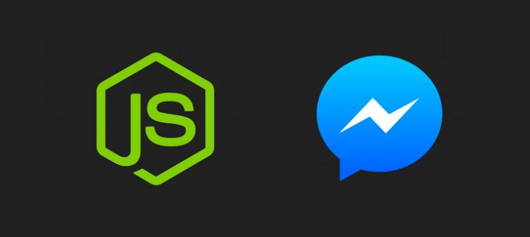 Разработка чат-бота для Facebook Messenger на node.js