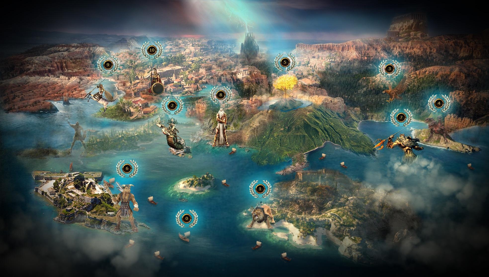 Хакинг по-древнегречески: итоги online-этапа NeoQUEST-2019