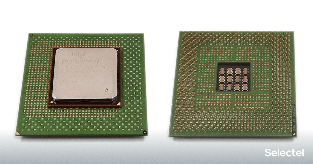 Смутное время. История процессоров с архитектурой Intel NetBurst. Часть 1