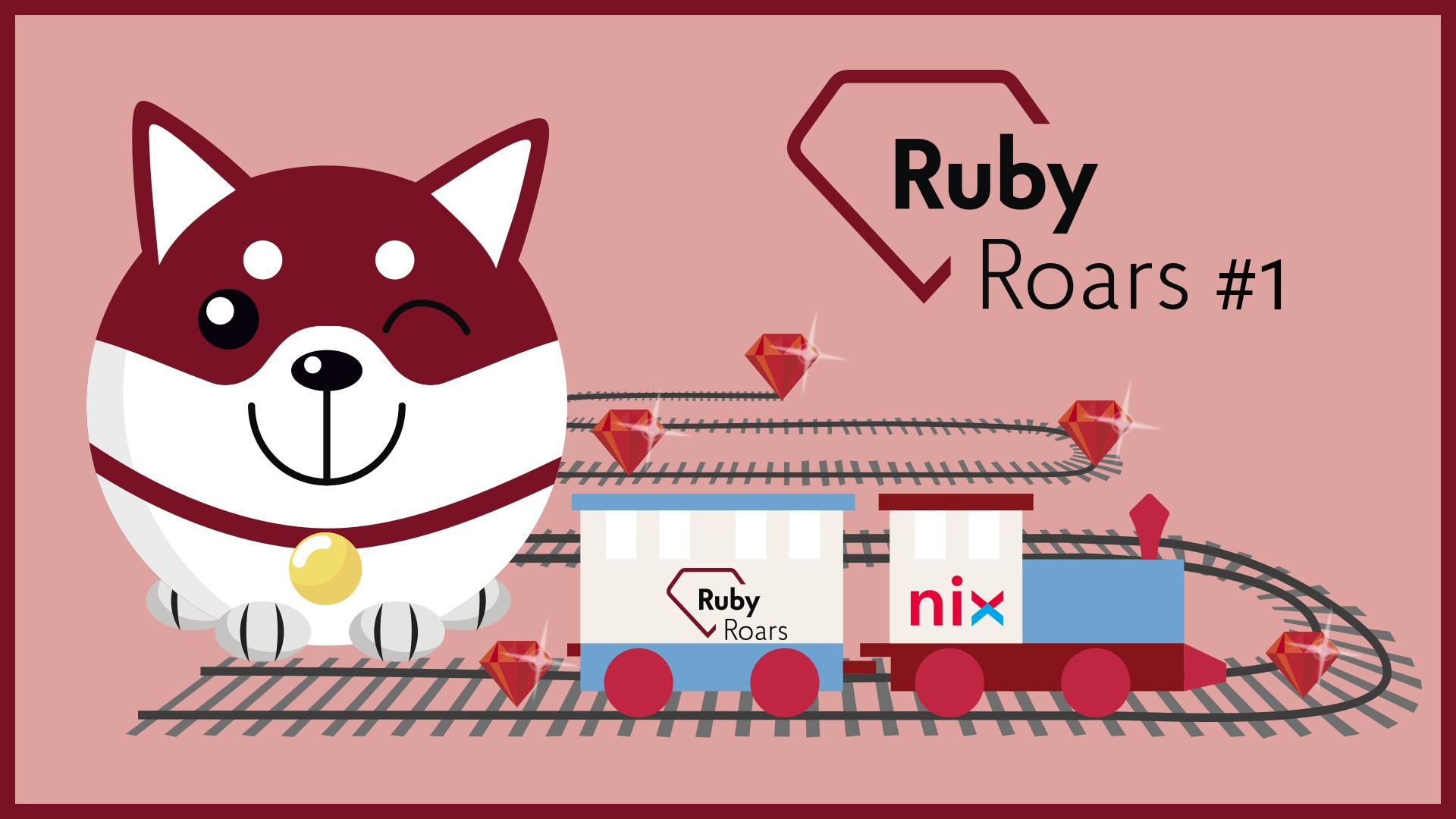 Announcement of the mitapa RubyRoars # 1 in Kharkov