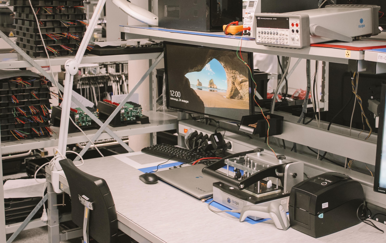Серийное производство электроники в России. Автоматизация тестирования