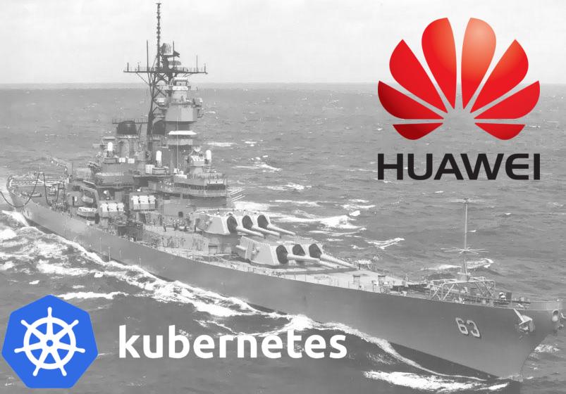 Истории успеха Kubernetes в production. Часть 8: Huawei
