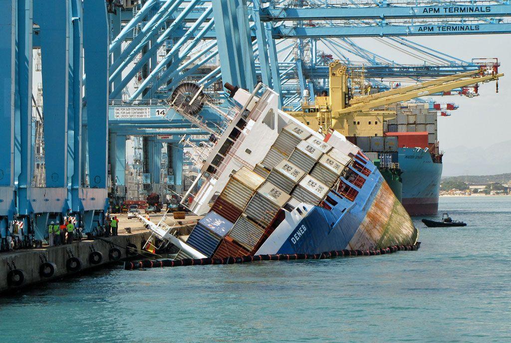 если фотографии трюма морского грузового корабля этот