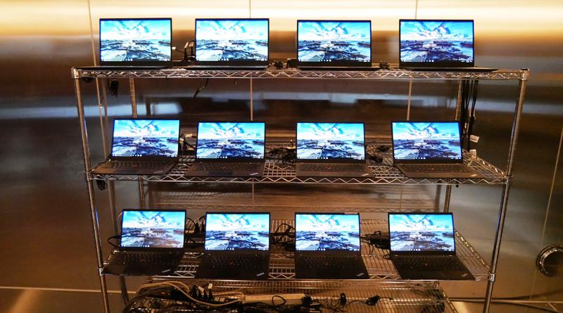 Секретная лаборатория ThinkPad. Репортаж