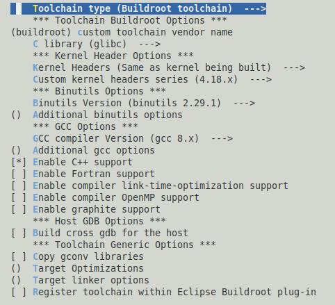 Buildroot Uboot