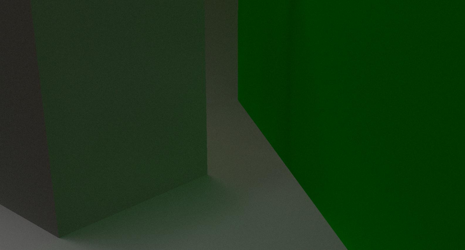 непрямое освещение и мягкие тени