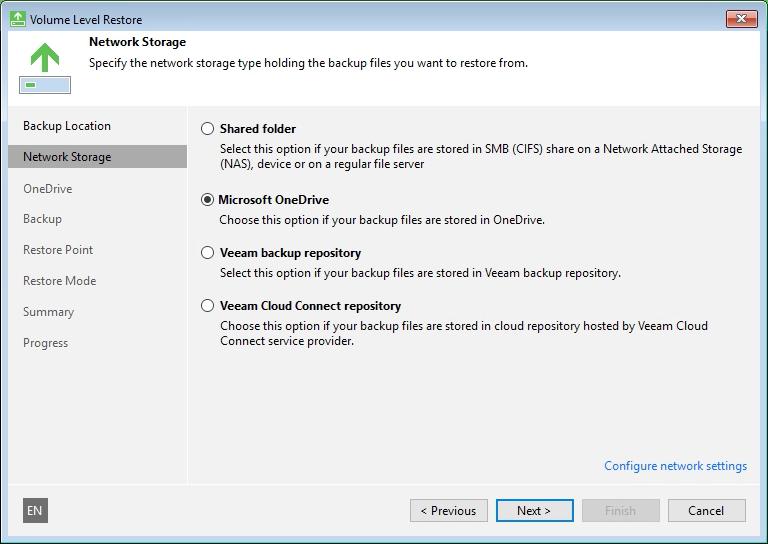 Обзор Veeam Agent for Microsoft Windows: версия 2.1