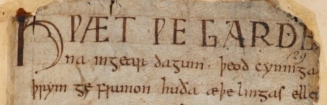 Самые старые слова в английском языке, которые и сейчас в ходу
