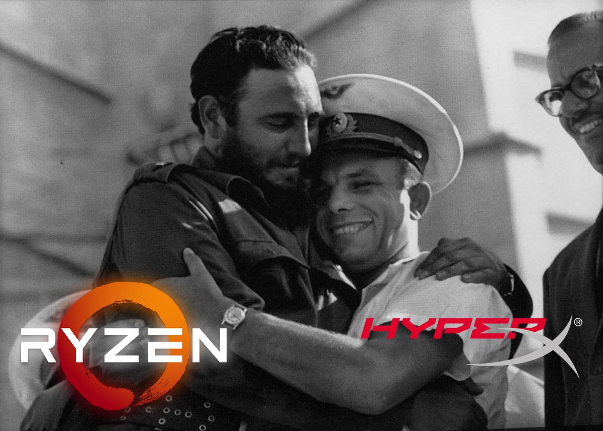 «Спасибо за помощь, камрад!» Ускоряем игровой ПК на базе процессора AMD Ryzen
