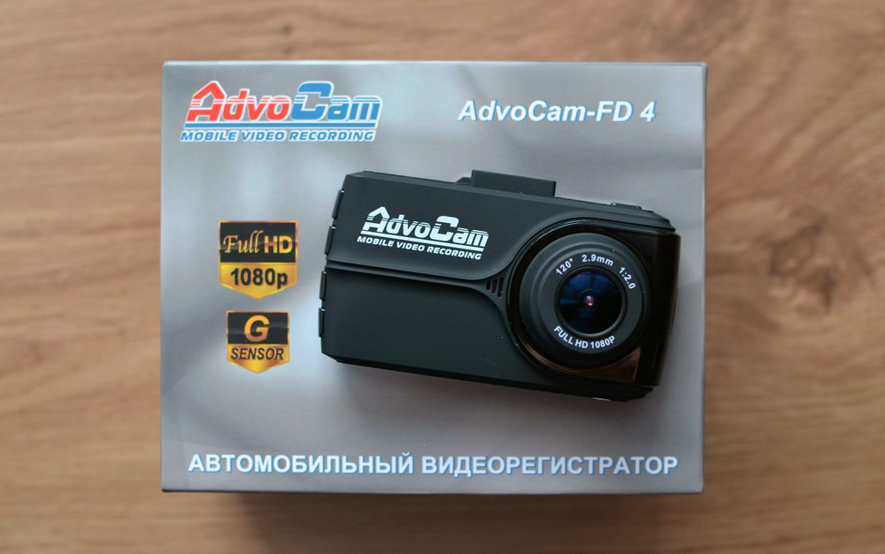 [recovery mode] Обзор слишком дешевого русского регистратора AdvoCam-FD4