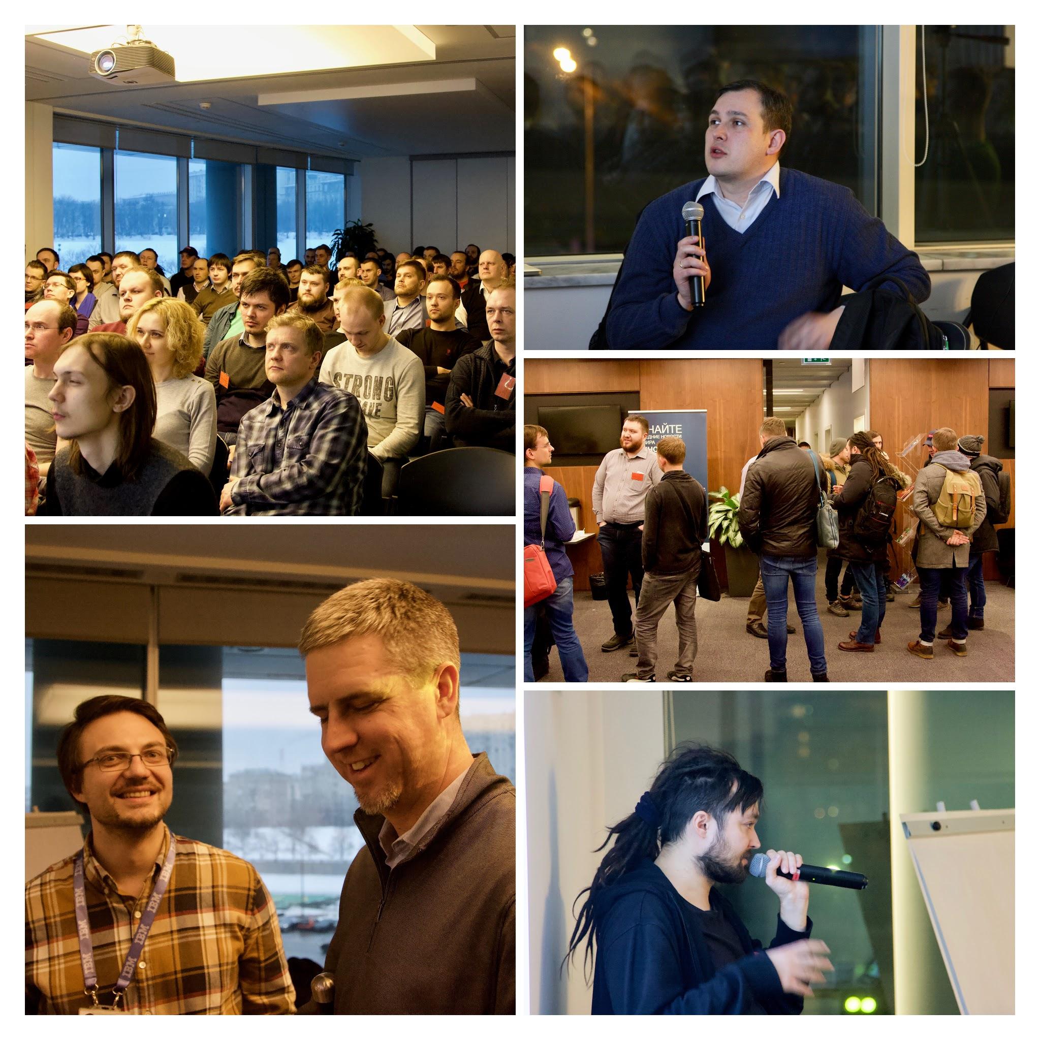 Kubernetes meetup — презентации и вебкаст