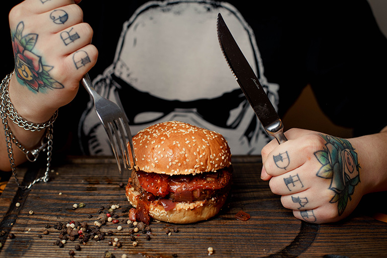 Be my burger