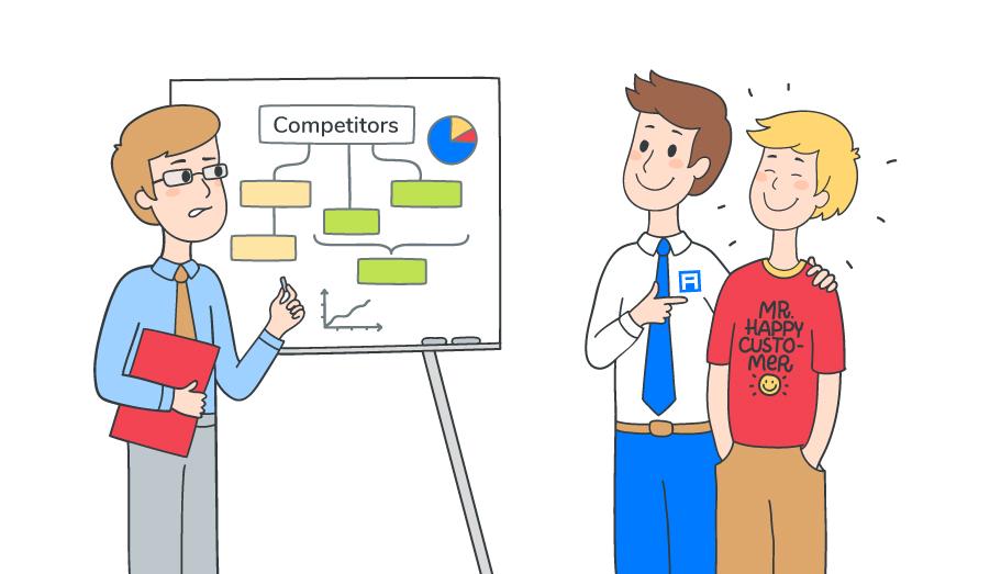 Мы сосредоточились на клиенте (а не на конкурентах) — и за год получили более миллиона новых пользователей