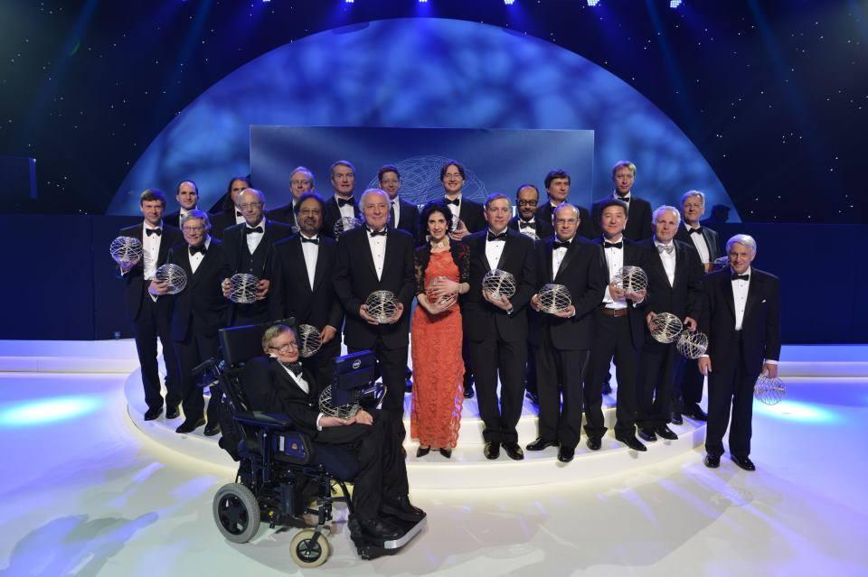 12月3日ミラクニス34と夫のアシュトンカッチャー39がLAでBreakthrough Prize Awardsに登場海外芸能情報海外セレブ