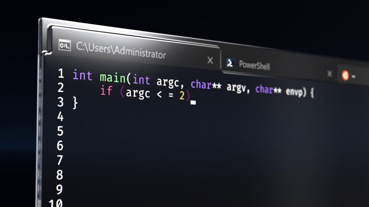 [Перевод] Новый Windows Terminal: ответы на некоторые ваши вопросы