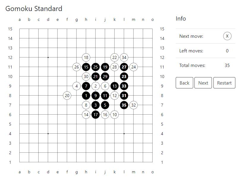 Magnetic Pocket Folding Gobang Five-in-a-row Gomoku Game