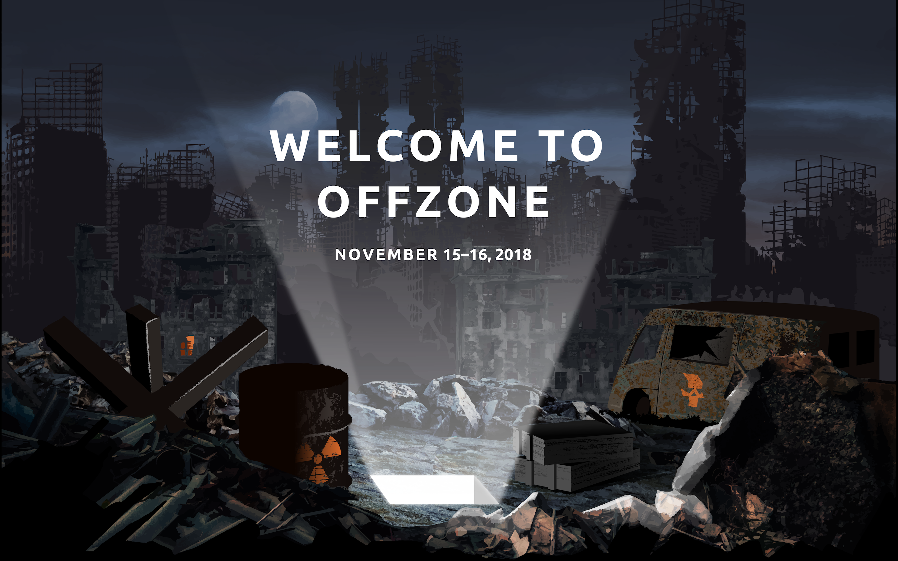 OFFZONE 2018 welcomes recruits