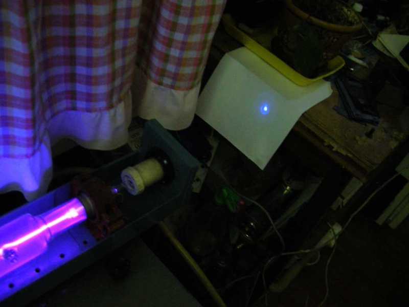 We study nitrogen lasers - part 2. Longitudinal discharge lasers