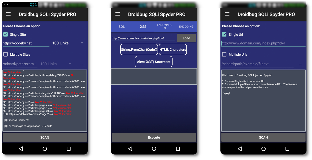 Mobile Lab on Android for penetration testing / Sudo Null IT News