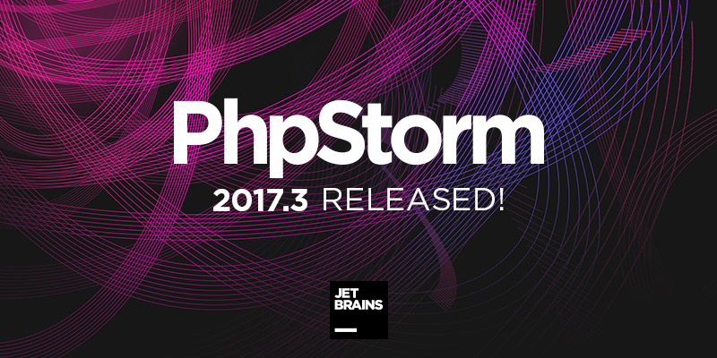 Доступен PhpStorm 2017.3