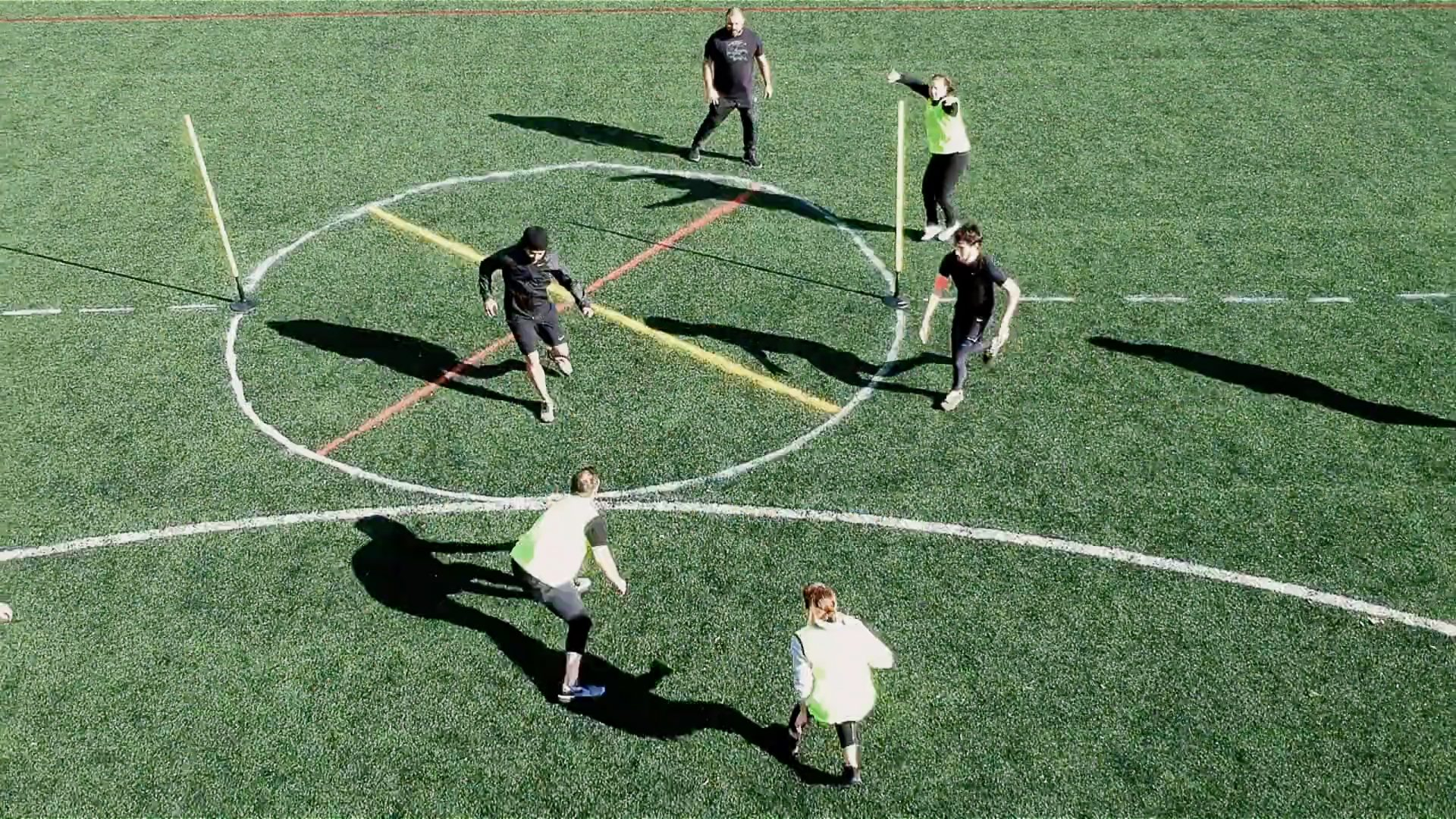Как играть в Speedgate, первый вид спорта, созданный AI
