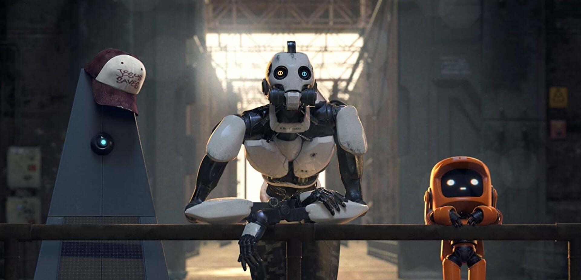 Любовь, смерть, роботы и Пелевин