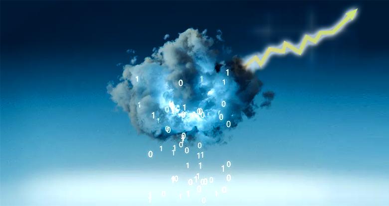 [Перевод] Смотрим графики: оценки и прогнозы для рынка облачных вычислений, данные в 2018 году