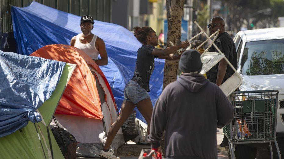 Google подозревают в видеозаписи бездомных для создания базы распознавания лиц