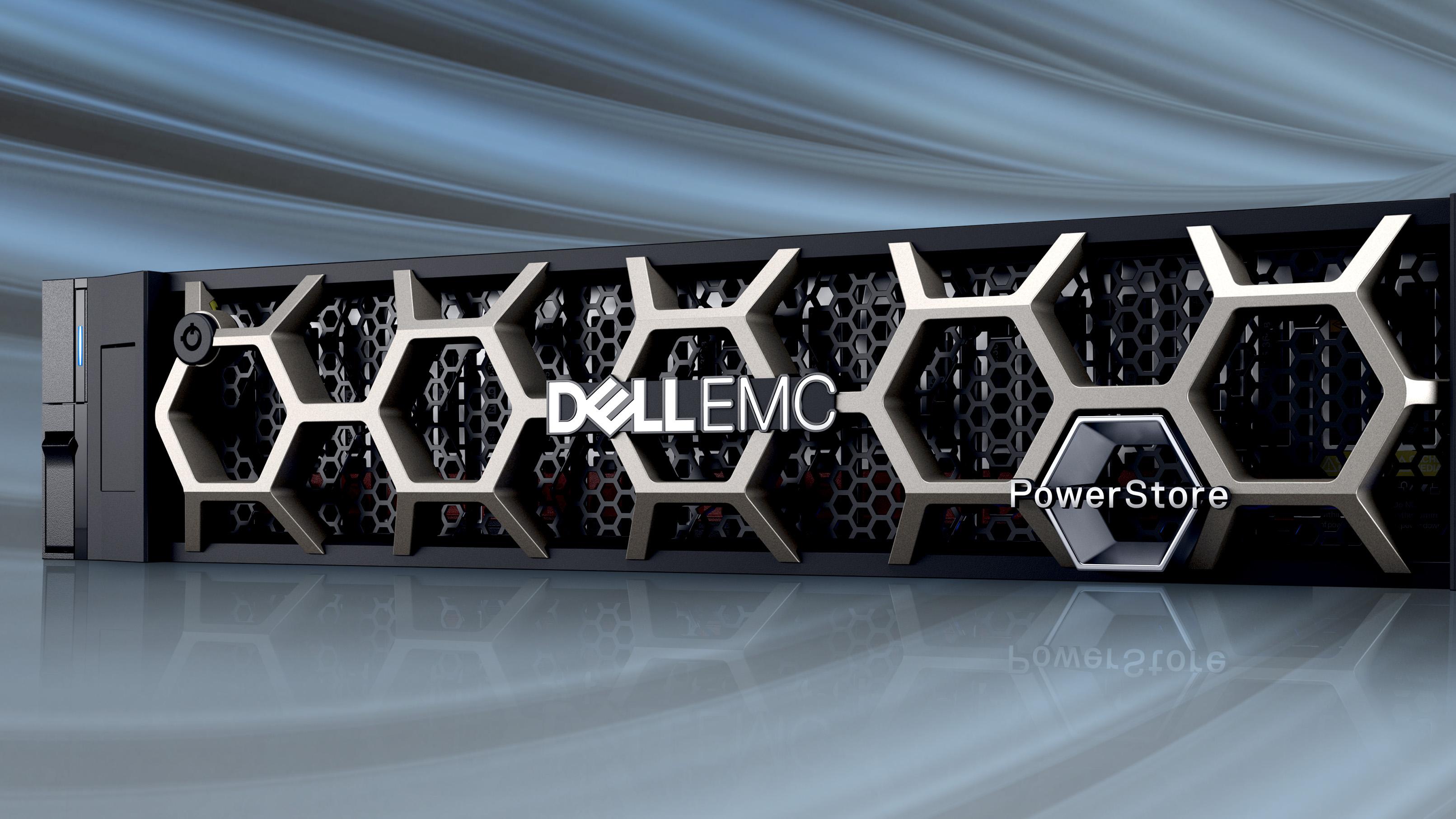 Функция AppsON в Dell EMC PowerStore запускаем приложения прямо на массиве