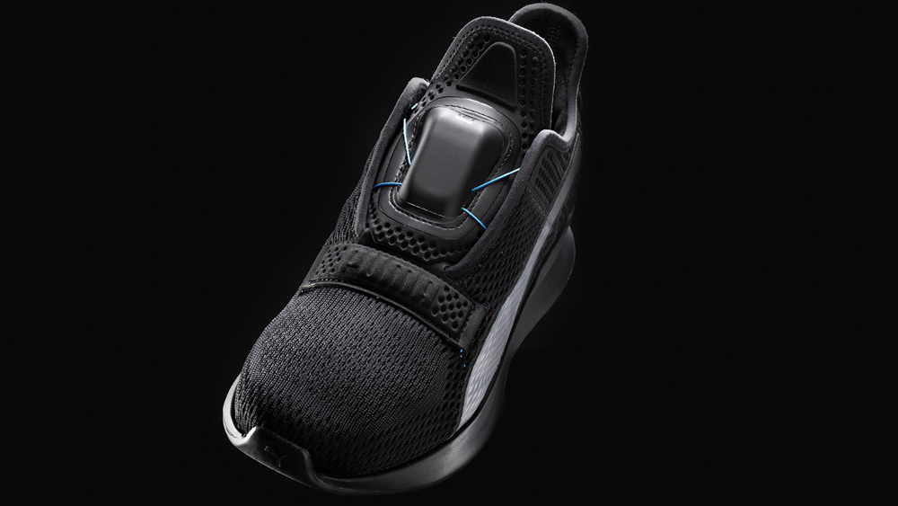Eslovenia Perspicaz periodista  Puma is looking for beta testers for self-tapping sneakers Fi ...