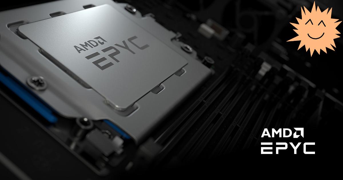 Пора переходить в красный лагерь выбираем лучший AMD EPYC для сервера