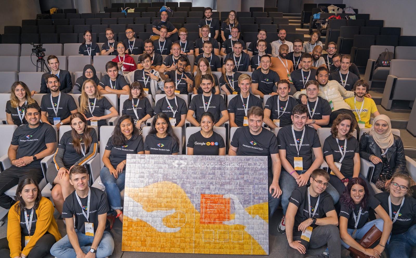 Как мы открывали первое в России сообщество Developer Student Clubs