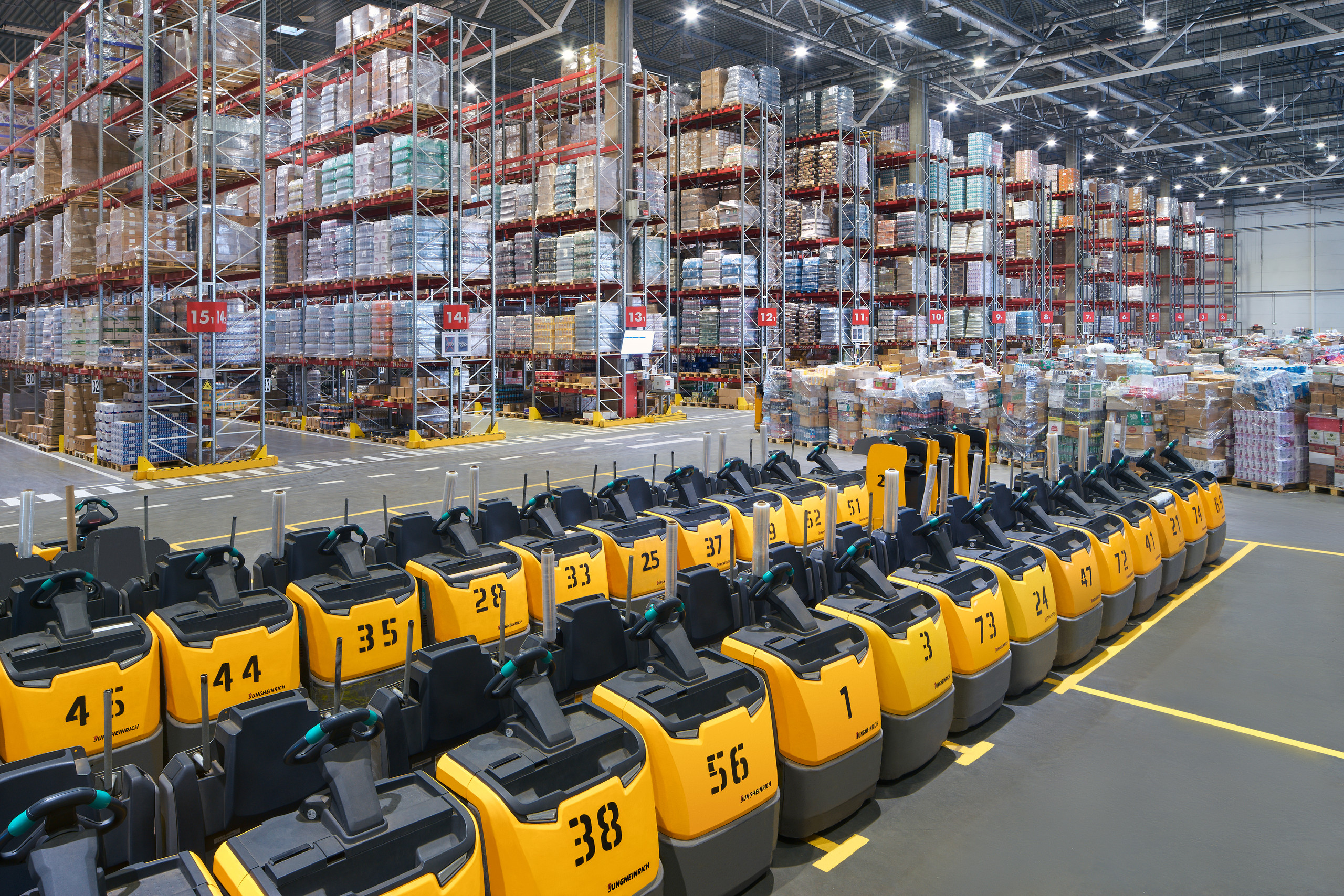 DIY: как мы автоматизируем мониторинг склада