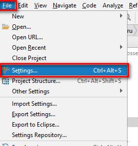 Пошаговое руководство работы с Antlr4 с Maven проектом для Java через Intel ...