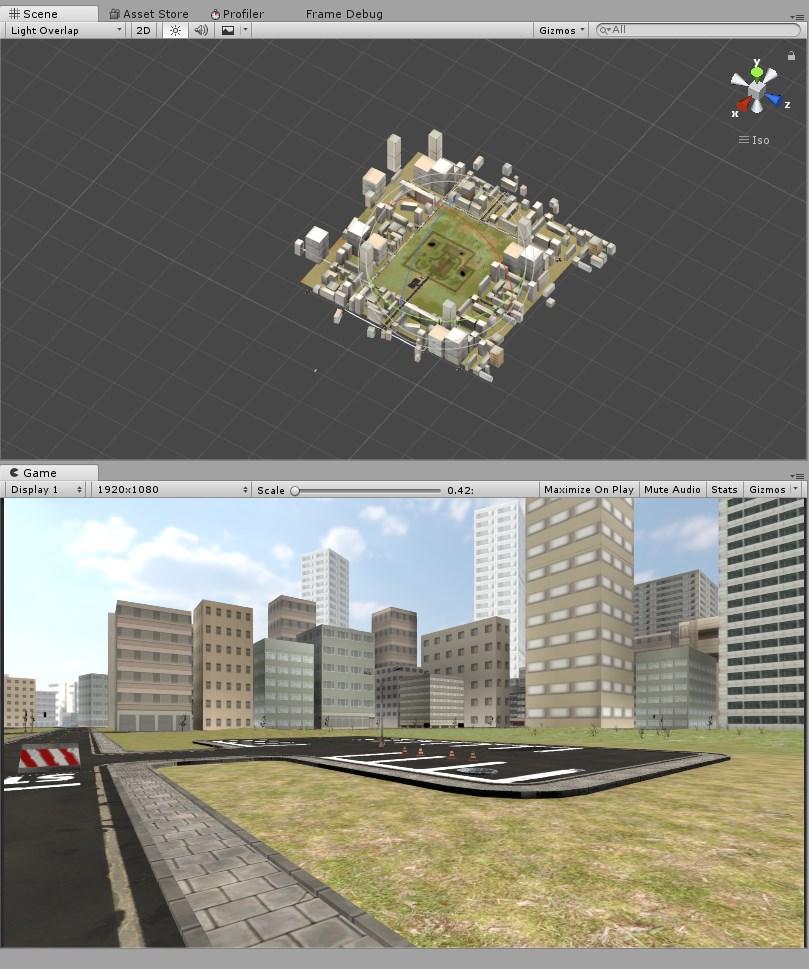 Виртуальные ядерные установки: полный цикл разработки для Oculus Rift в одном лице