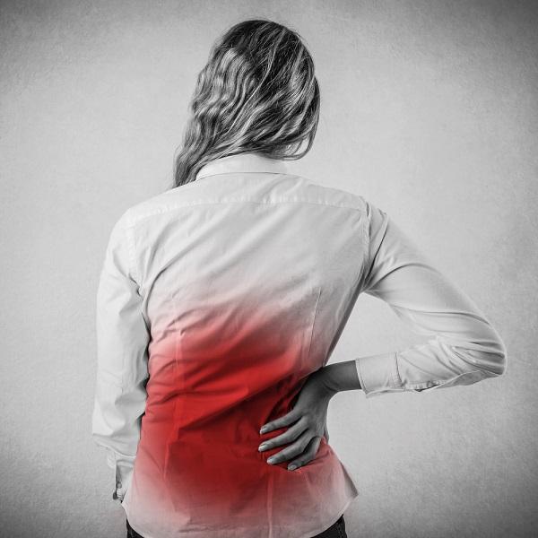 снятие воспаления спины это