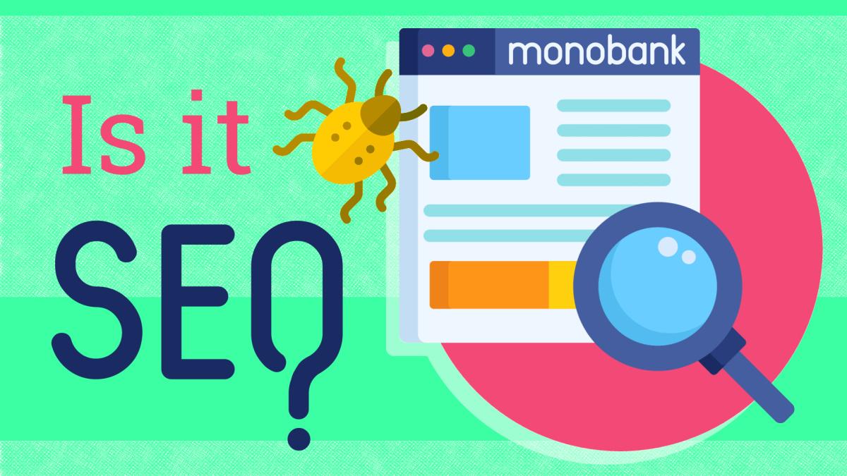 [Из песочницы] Частное расследование SEO бага на сайте Монобанка