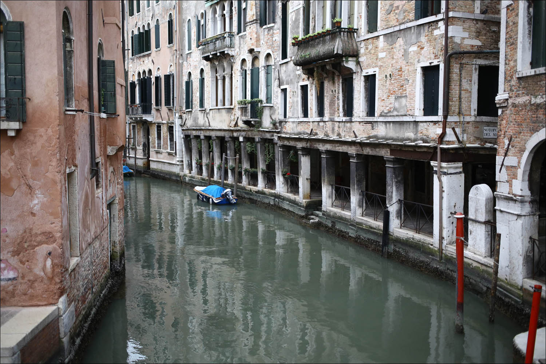 Венеция: дикий профит на паре голых скал