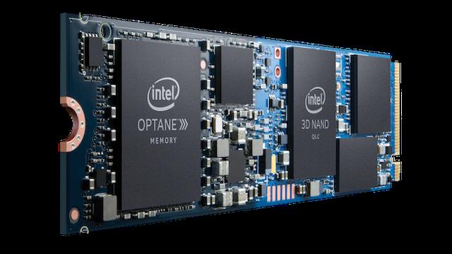 [Перевод] Два в одном: Intel Optane Memory H10 (часть 1)