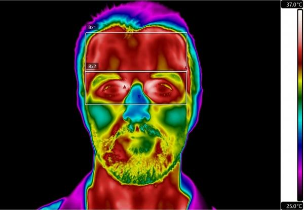 Из песочницы Основы измерения повышенной температуры человека с помощью тепловизионной технологии