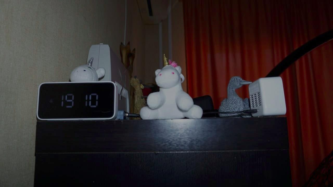 часы-шлюз ble и датчик загрязнения воздуха pm2.5