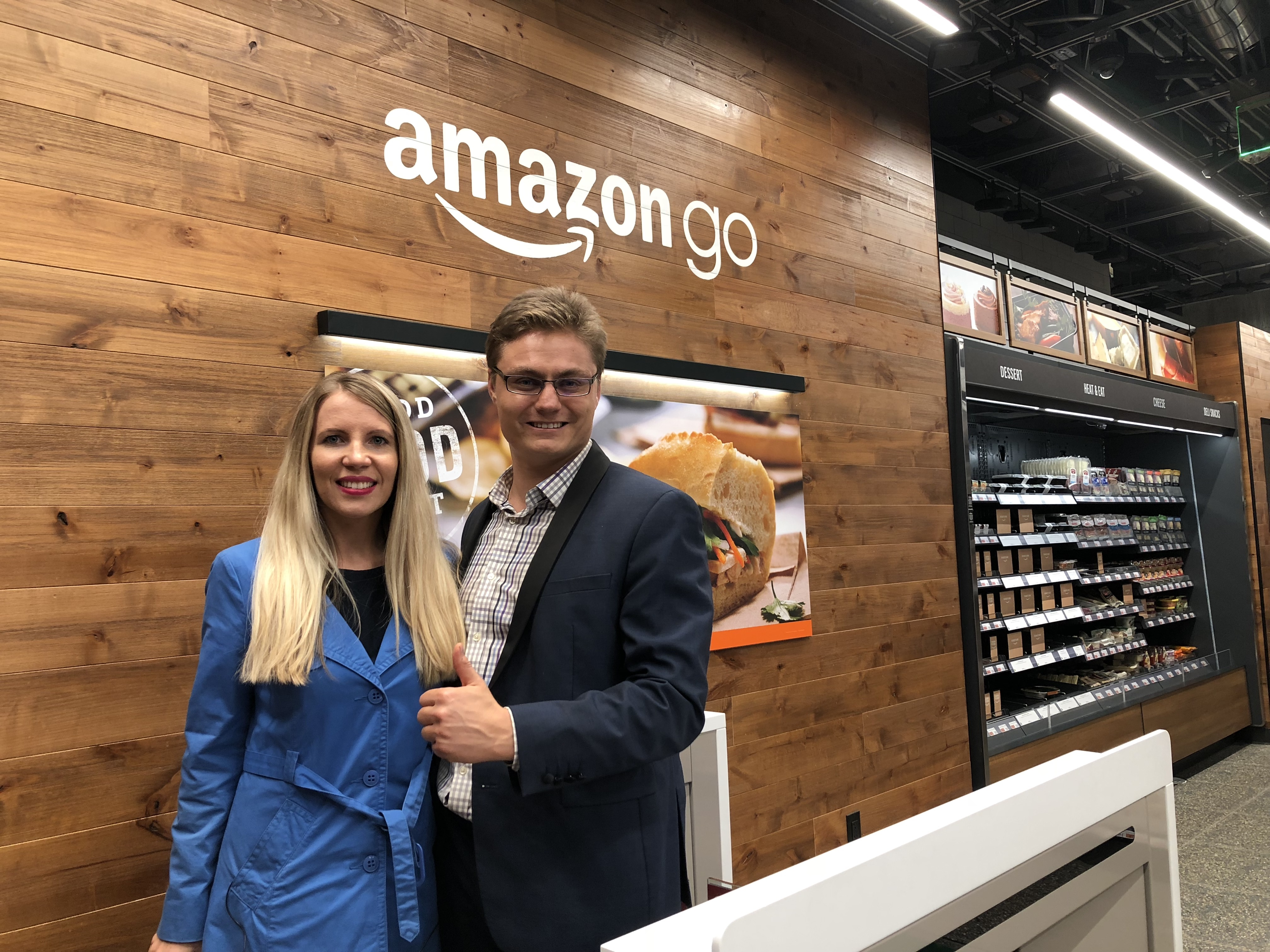 Artificial intelligence is also wrong. As in the US, we cheated Amazon Go - the store of the future without cashiers and sellers